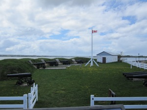 The Prince Edward Battery