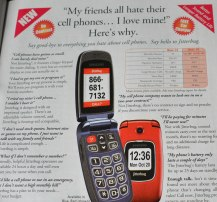 Easy use cell phone?