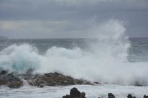 Spectacular waves - I didn't care for them!