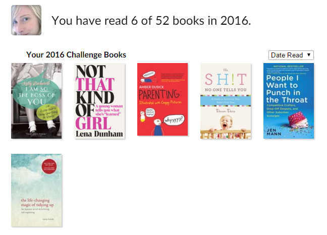 Goodreads 2016 challenge.PNG