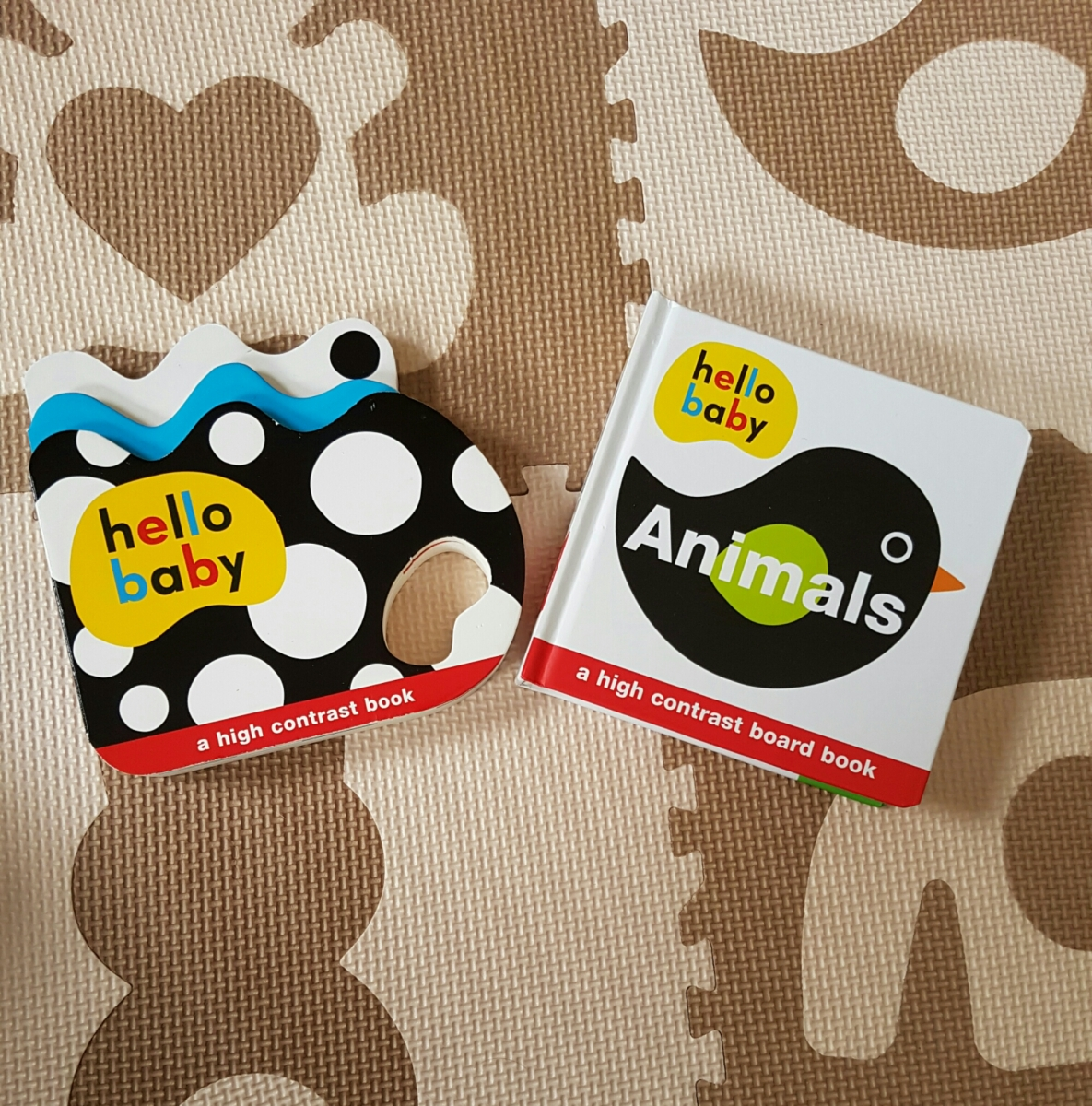 Baby Must-Haves: Hello Baby High Contrast Books